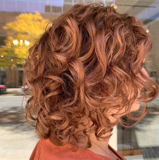 Curly Hair - I Am Sadie