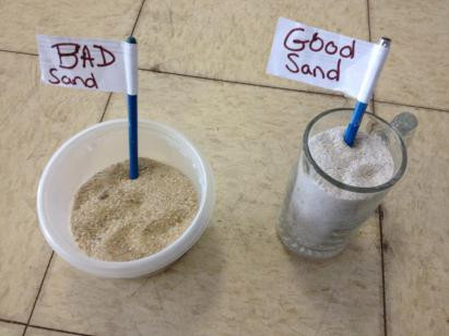 Pool Filter Sand: Why should you change it? Know the difference!