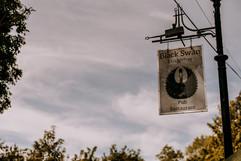 Black Swan sign