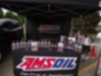 AMSOil product display