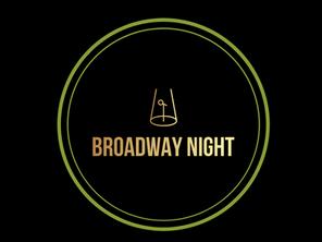 Broadway Night at Prohibition: Fall Edition