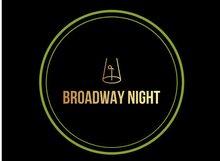 Broadway Night at Prohibition: Fall Edition