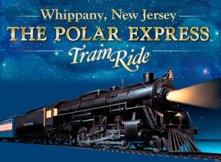 Christmas Comes Early Aboard The Polar Express
