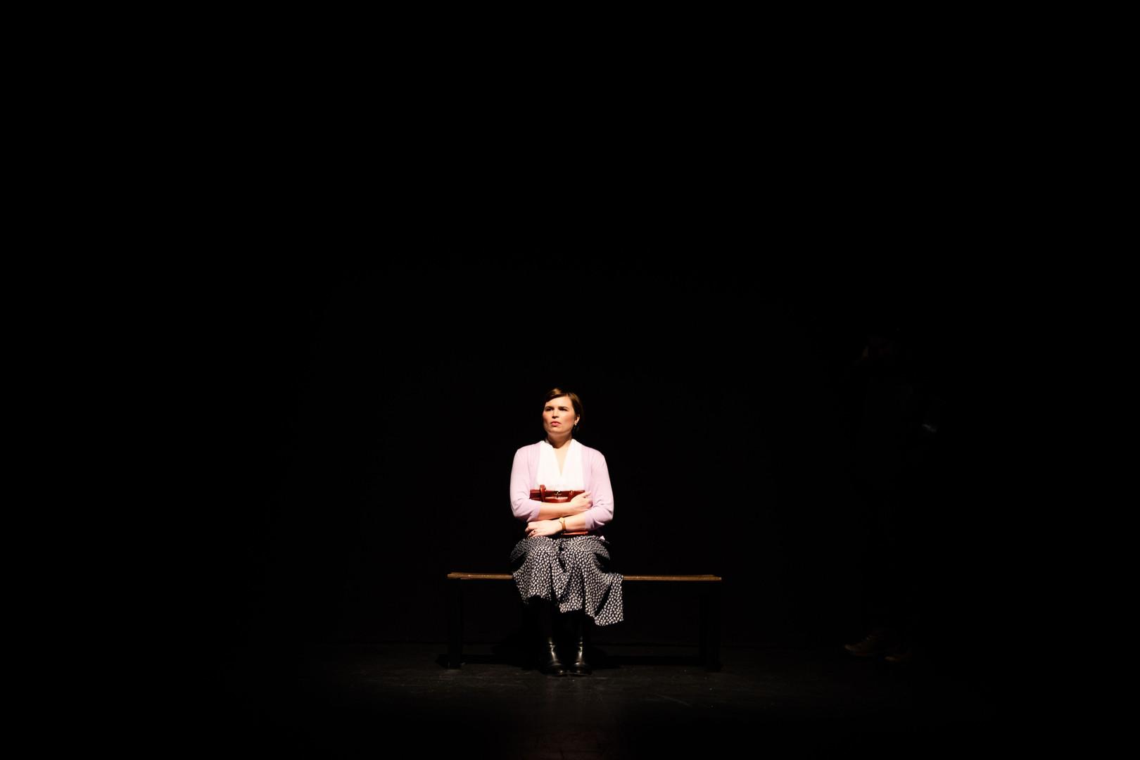 Savannah Lloyd as Doreen in Tell Me You Miss Me (2020) / Carrington Spires Photography