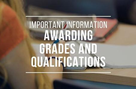 Awarding Grades (Yr11 &Y13)