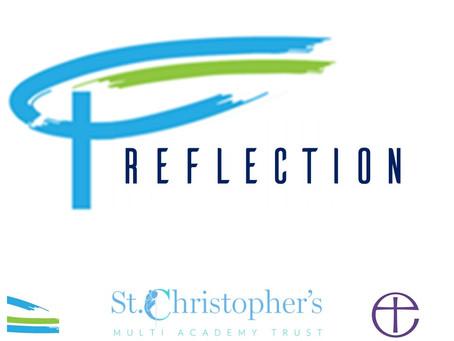 Reflection - Holy Week