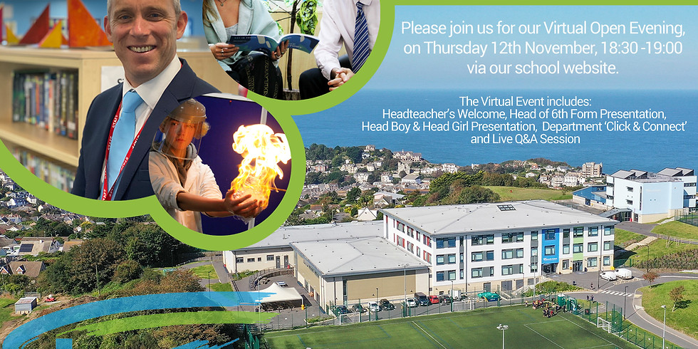 6th Form Virtual Open Evening