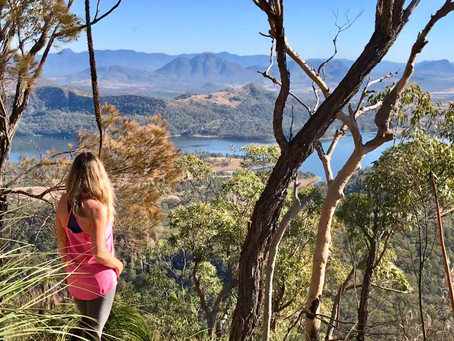 Hiking Mount May: Views as pretty as the name implies
