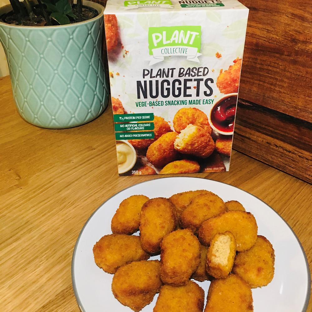 Aldi Australia Chicken Free Vegan Plant Based Nuggets