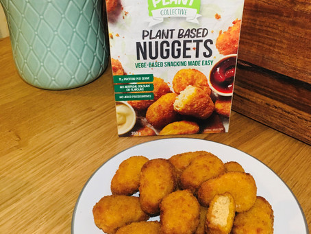 My Fave Vegan Plant Based Nuggets