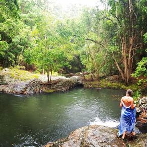 Hiking Kondalilla Falls: Hidden Caves and Secret Swim Spots