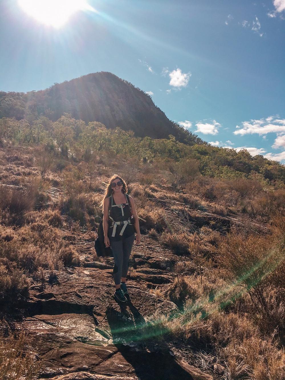 Hike Mount Greville Scenic Rim Queensland