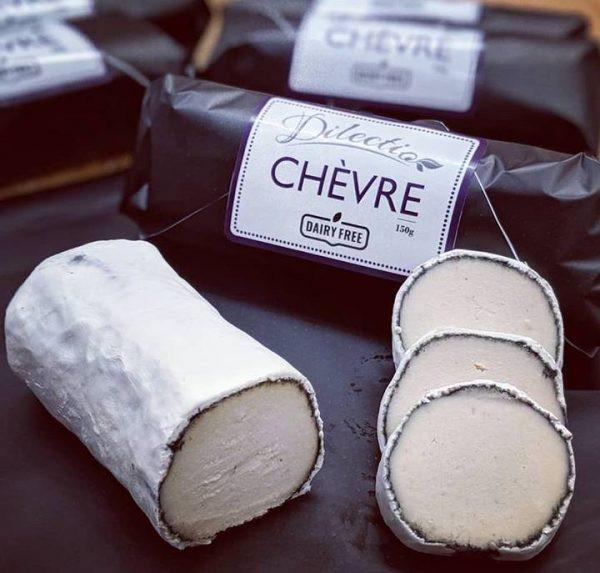 Dilectio Vegan Cashew Chevre Goats Cheese Australia