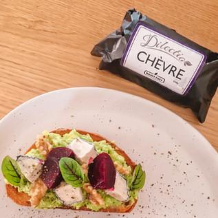 Dilectio Chèvre ~ Vegan Cheese Review Australia