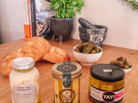 Feta Fest - A Tale of Three Vegan Cheeses