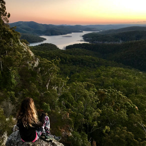 Hiking Pages Pinnacle: Why wait till the weekend?