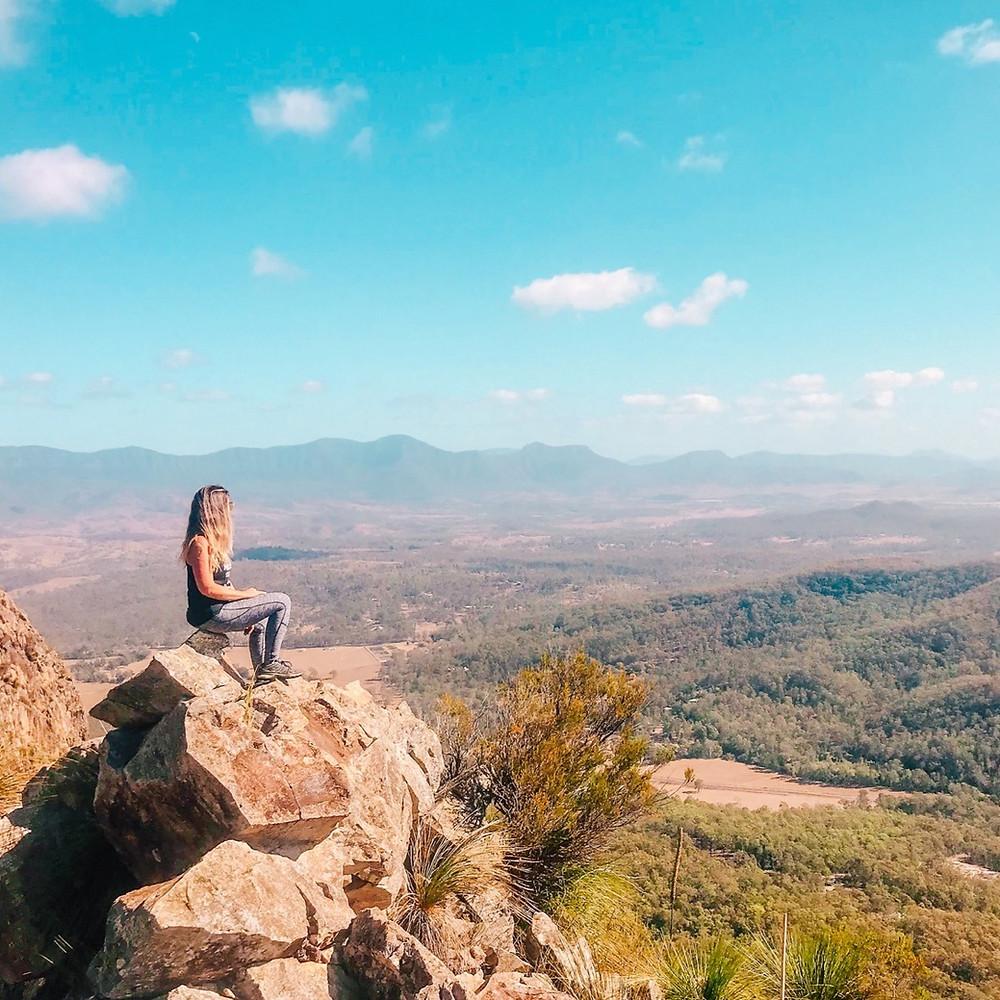 Mount Greville Hike Scenic Rim Queensland