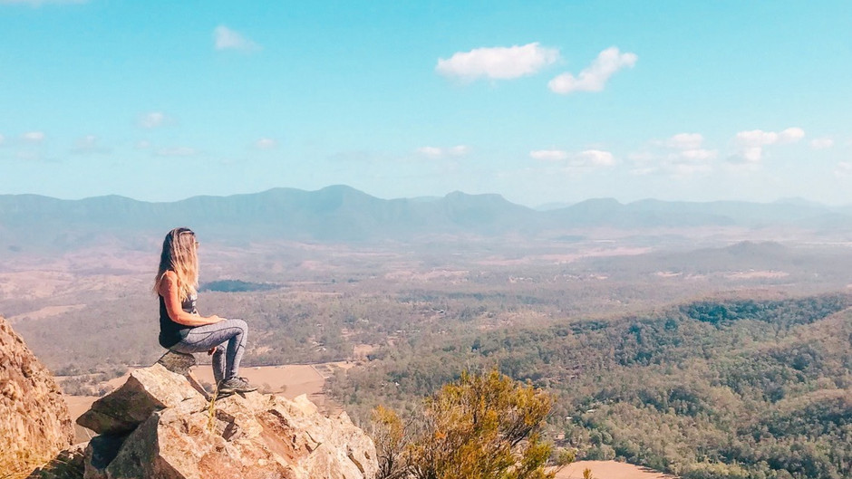 Hiking Mount Greville: There's more than one way to the top!