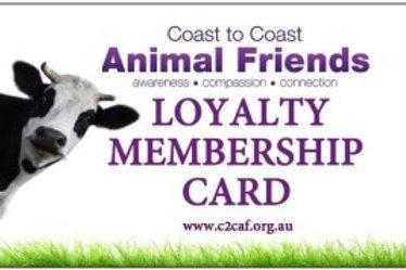 Coast to Coast Membership ~ Concession