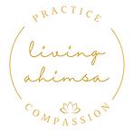 Living Ahimsa Square Logohite Simple & Circular Yoga Event Logo (1).png