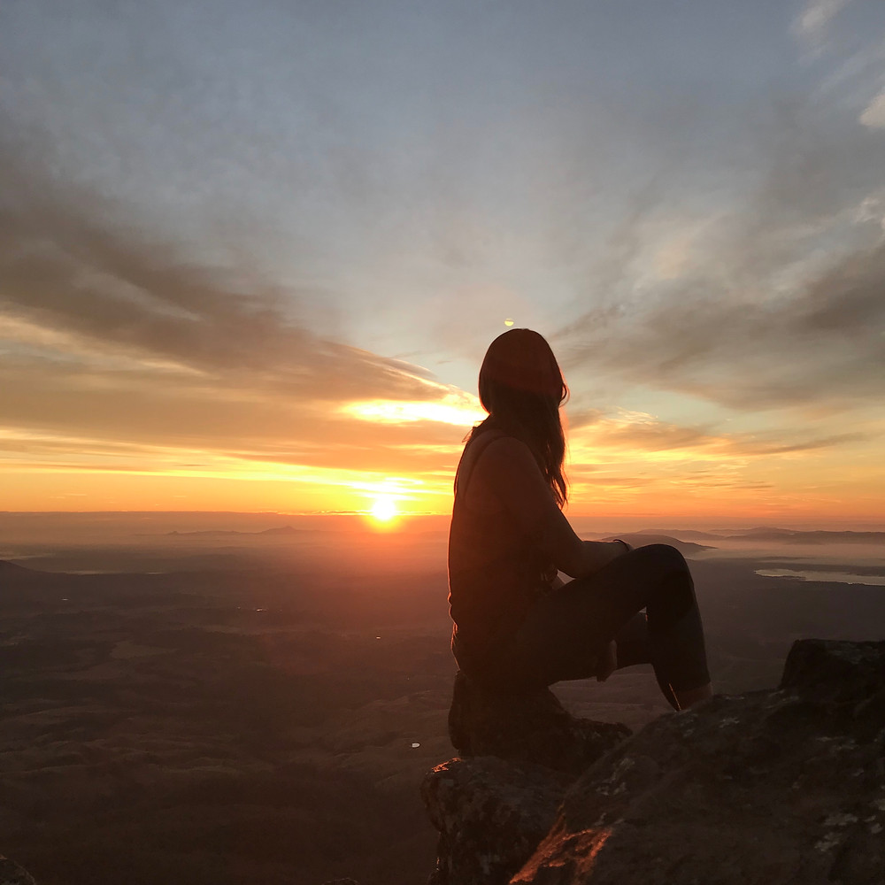 Hiking Trail Mount Cordeaux