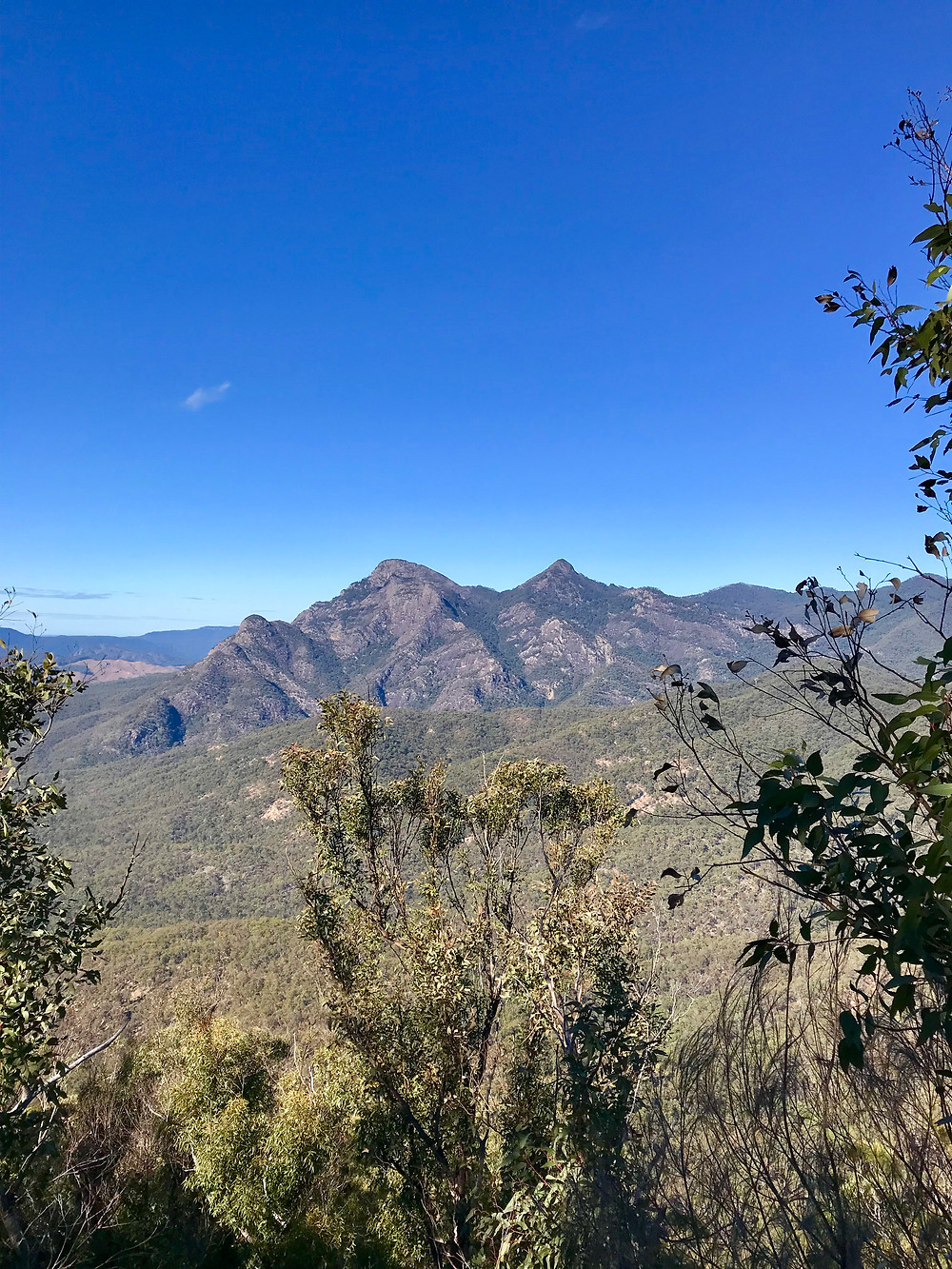 Mount Barney, Mount May Hiking Trail, Scenic Rim, Queensland
