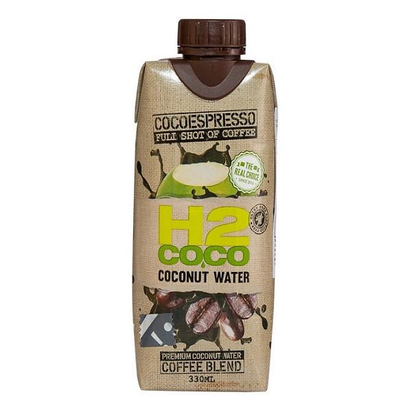 H2COCO CocoEspresso Coconut Water 350ml