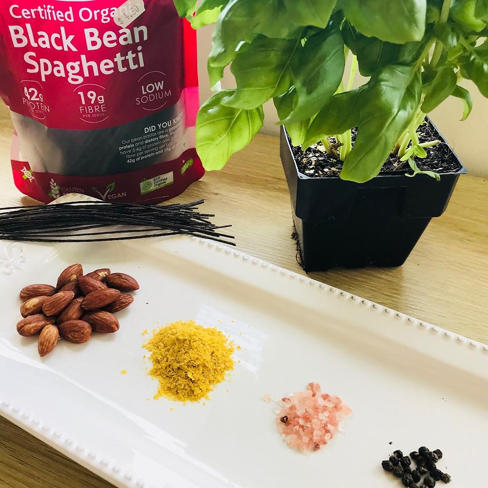 Creamy Vegan Almond and Basil Pesto Recipe
