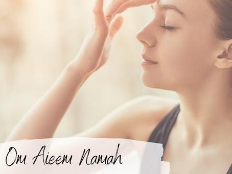 Om Aieem Namah ~ A Mantra for Creativity & Wisdom