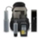 ATOMTEX Backpack Radiation Detector