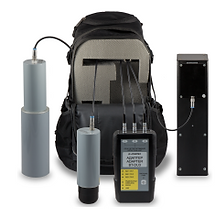 ATOMTEX Backpack Radiation Detector