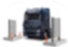 Vehicle Radiation Monitors (AT2327 Alarm Dosimeter)