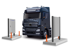 ATOMTEX vehicle and pedestrian radiation monitors