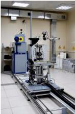AT130 Gamma Beam Irradiator with Calibration Bench