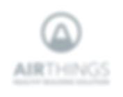Airthings HBS LOGO - Standard - Grey on