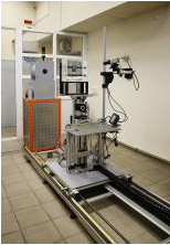 AT110 Gamma Beam Irradiator with Calibration Bench