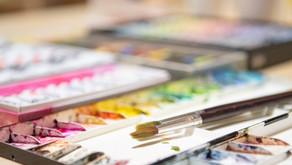 色庭からアートクラスの料金に関するお知らせ