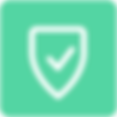 Icône sécurisé - Vert