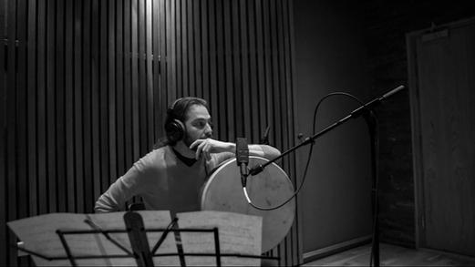 Album studio recording (photo credits_Yiannis Avraamides)