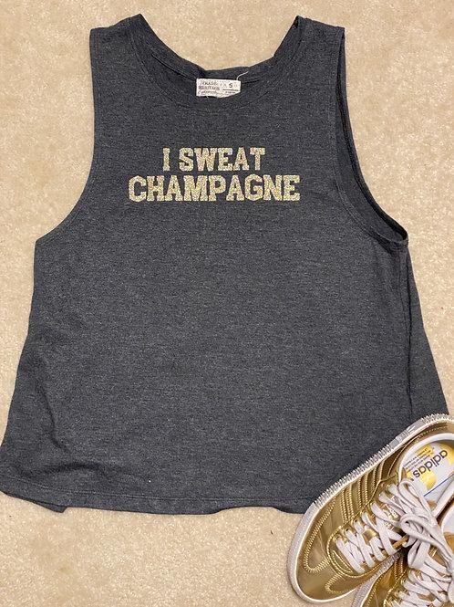I Sweat Champagne