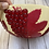 Thumbnail: Vintage Red Grape Bowl