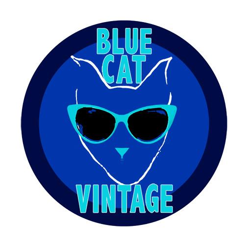Blue Cat Vintage