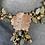 Thumbnail: Vintage Floral Necklace
