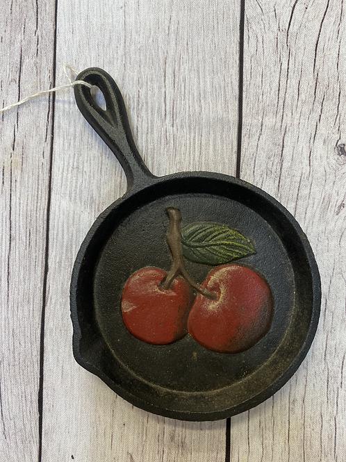 Cherry Cask Iron Tiny Pan
