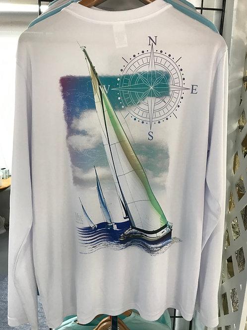 Sailboat Sun Shirt