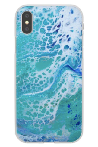 Tranquil Waters iPhone Cases