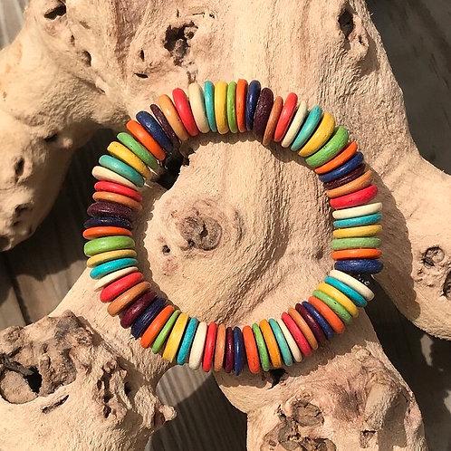 Coconut Multicolor Bracelet