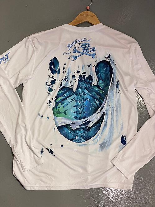 Rattlin Jack Sun Shirt, Fishing in my Bones