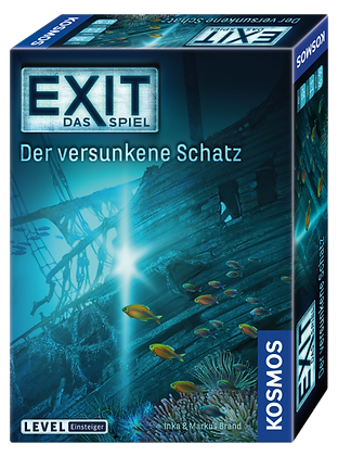 Exit: Der versunkene Schatz