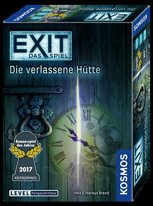 Exit: Die verlassene Hütte